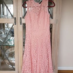 Dorothy Perkins Lace & Floral Dress